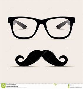 Hipster Glasses, Hipsta Man. Vector Stock Vector - Image ...