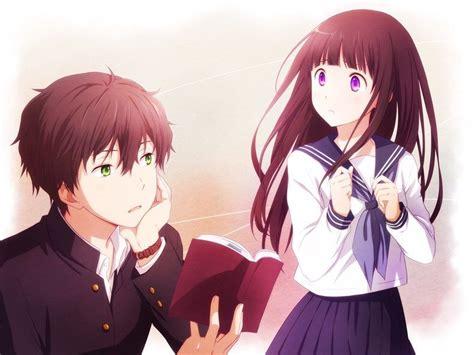anime like hyouka with more romance hyouka anime amino