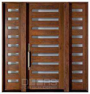 Modern Collection (Custom Solid Wood Doors) - Contemporary ...