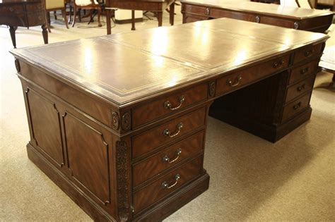 Antique Leather Top Desk Best 2000 Antique Decor Ideas