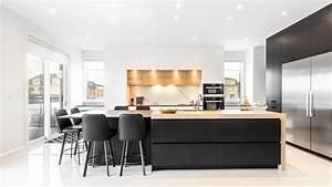 Cuisine Moderne Design : beautiful style de cuisine moderne photos pictures amazing house design ~ Preciouscoupons.com Idées de Décoration