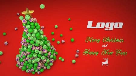 christmas logo after effects template motionarray christmas logo after effects templates 152594
