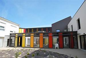 EHPAD Les Sources, St Germain sur Moine Agence Grégoire Architectes Cholet