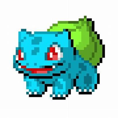 Bulbasaur Pixel