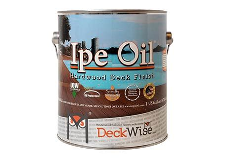 ipe oil hardwood finish protective uv deck oil stain