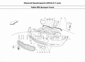 Buy Original Maserati Quattroporte  2011  4 7 Auto 095