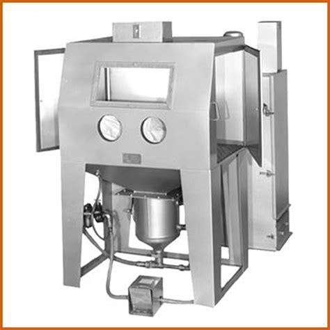 trinco blast cabinet 36bp trinco model 48x36 direct pressure with dp850 trinco