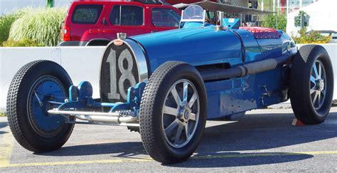 Bugatti T35 History, Photos On Better Parts Ltd
