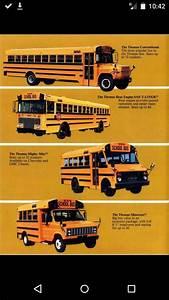 72 Passenger School Bus Seating Chart Vintage Thomas School Buses Converted School Bus School