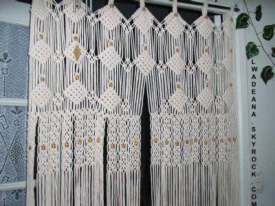 rideau macramé cuisine rideau cuisine etendu 2 2 de lwadeana