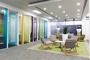 A Look Inside Vodafone's Cool Bracknell Office - Officelovin'