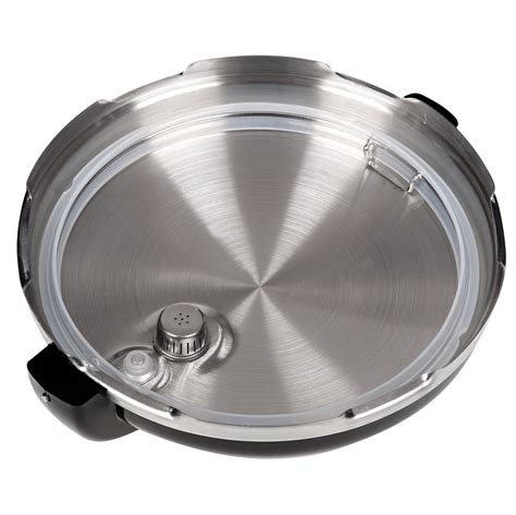 induction ready cookware amazon pressure cooker lid the secura
