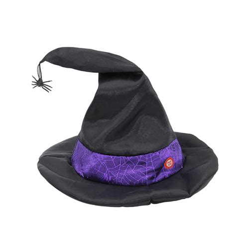 popular animated witch hat buy cheap animated witch hat lots from china animated witch hat