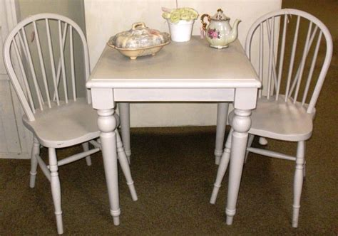 shabby chic kitchen table sets pinterest discover and save creative ideas