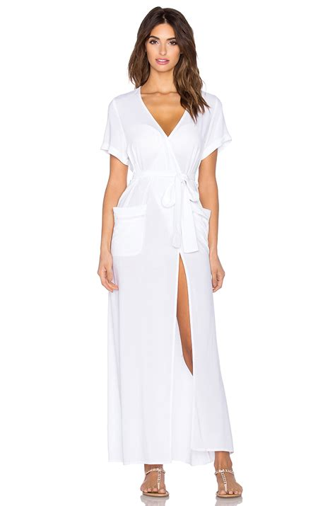 lyst talulah maxi dress in white