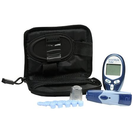 freestyle lite blood glucose monitoring system walgreens