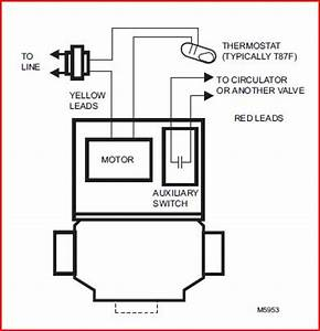 need help wiring honeywell zone valves doityourselfcom With wiring zone valves