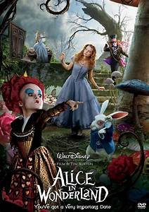 alice and wonderland movie poster | tokowallpapers