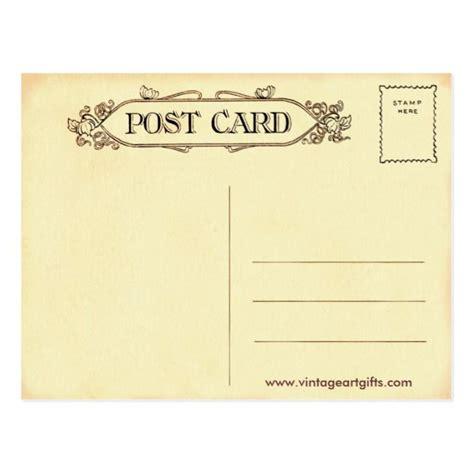 vintage countryside  postcard zazzlecom