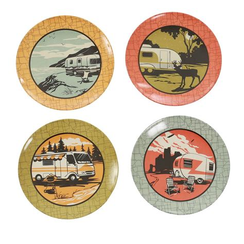 camp dish dinnerware camping casual dishes campingworld