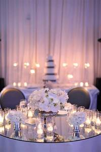 352 best images about centerpiece flowers candles on With mirror table decorations weddings