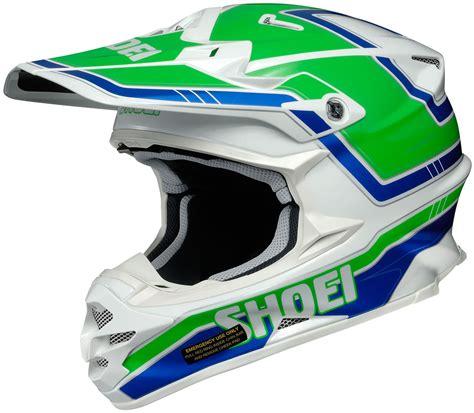 white motocross helmet shoei helmet closeout shoei vfx w damon motocross helmet