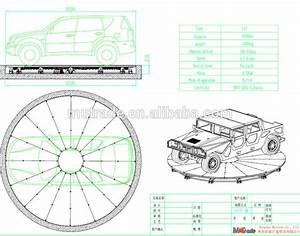 Revolving Parking Platform Rotating Car Turntable For