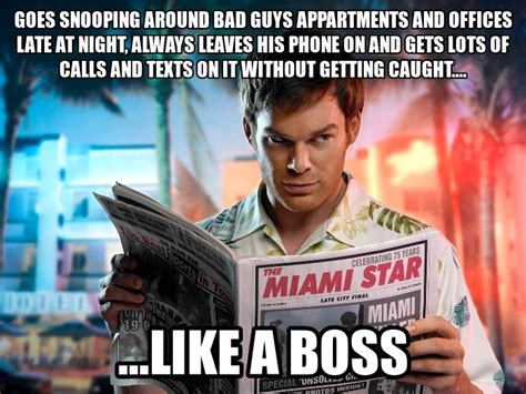 Dexter Memes - 157 best images about dexter on pinterest seasons michael c hall and fishing boats