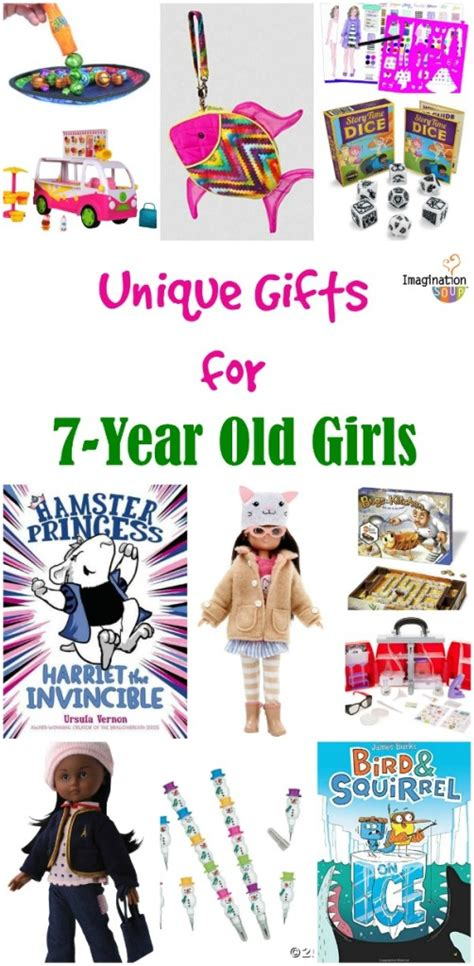 Gifts For 7 Year Old Girls  Imagination Soup