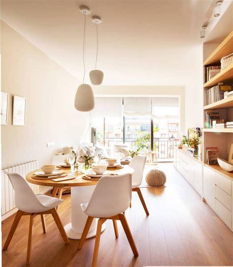 estilo nordico en  diningrooms comedores