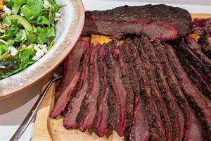 How To Smoke A Brisket In A Smoker