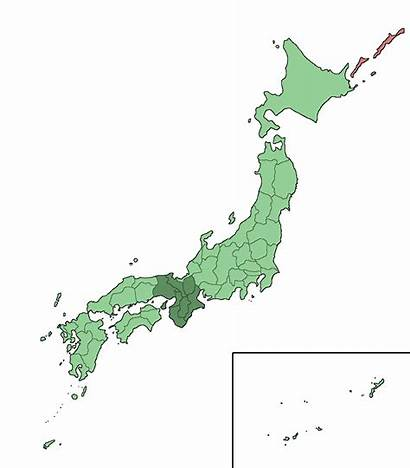 Region Japan Kansai Kinki Wikipedia Wiki
