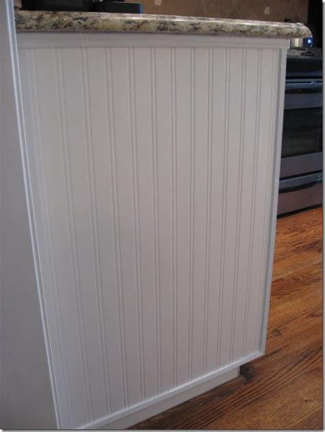 Bead Board Cabinets by Beadboard Wallpaper Project Southern Hospitality
