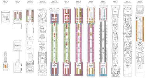 msc divina deck plan pdf msc magnifica deckplan