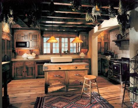 rustic kitchen decor ideas 20 cozy rustic kitchen design ideas style motivation