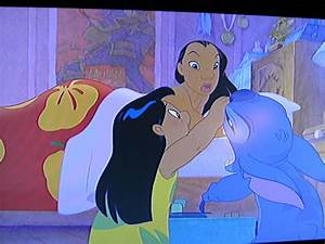 Lilo and Stitch Easter Egg - Mulan in Lilo and Stitch