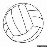Volleyball Coloring Pages Sheets Printable Colouring Beach Thecolor Craft Activities Templates Results Forward sketch template