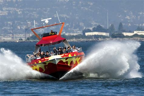 Rocket Boat by San Francisco S Rocket Boat Approaches But Doesn T Hit