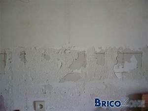 Comment Lisser Un Mur : lisser mon mur apr s retrait carrelage ~ Dailycaller-alerts.com Idées de Décoration