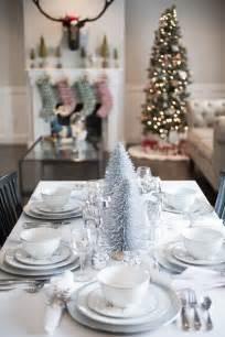 Dining Table Centerpiece Ideas Photos by D 233 Co Table No 235 L Argent Le Glamour Chic 224 La Table Festive