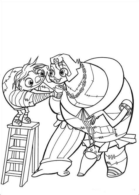 dibujos animados  colorear igor  colorear