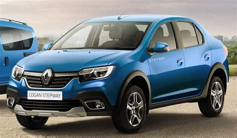 Renault Stepway by All New Renault Logan Stepway Cross Sedan Officially Unveiled