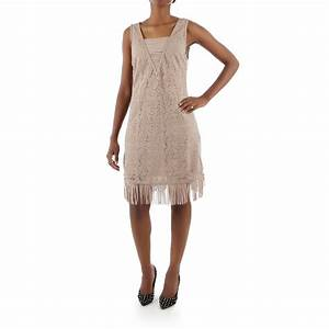 robe ajouree et franges robe soiree la modeuse With robe a franges