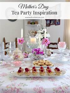 Mother's Day Tea Party Inspiration - About A Mom