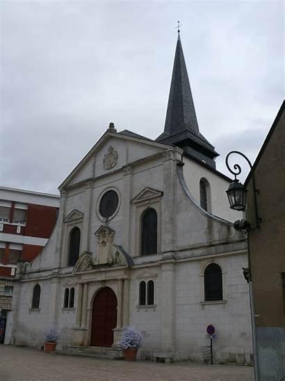 Orleans Eglise Vincent Saint