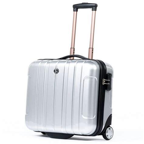 handgepäck koffer hartschale ferg 201 handgep 228 ck trolley 187 171 2 rollen koffer