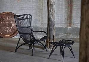 Fauteuil Rotin Design : fauteuil en rotin monet sika design good design store ~ Nature-et-papiers.com Idées de Décoration