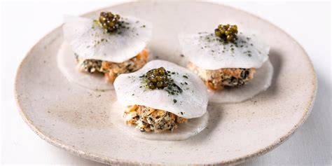 posh canapes recipes canapé recipes great chefs