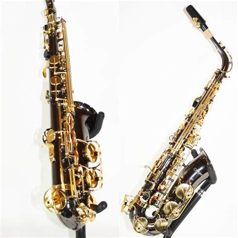 neu schwarzes alt saxophon eb koffer zubeh 246 r bn ebay