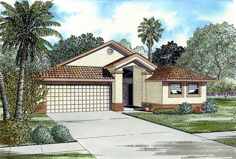 Comfortable Florida House by Comfortable Southern Home Plan 32093aa Architectural